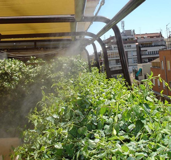 Microclima para Ático en el Centro de Madrid