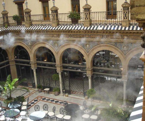 Aplicaciones para Hostelería Hotel Alfonso XIII Sevilla